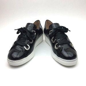 Hispanitas Sneaker w/ribbon lace sz 8